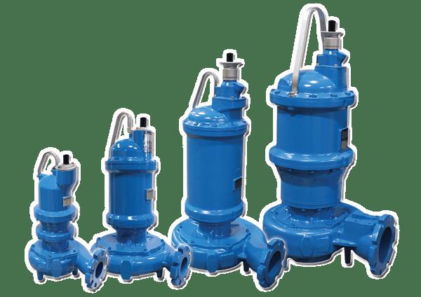 Non-Clog Submersible Pump