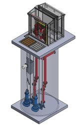 EXCEL NV3 Pump Station Image