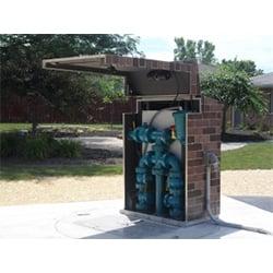 Concrete Pump Station