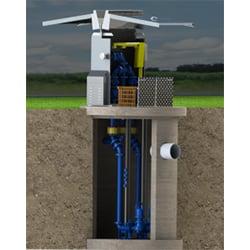 NoVault 2 (NV2) Pump Station