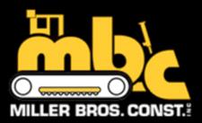 Miller Bros. Const.
