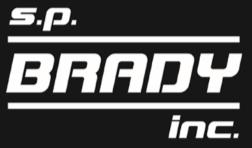 S.P Brady inc.