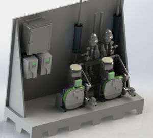 Chemical Pump and Feed Package